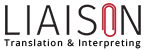Liaison - Translation - Interpreting - Vassiliki Dadavassili - Logo mobile