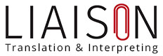 Liaison Translation & Interpreting - Vassiliki Dadavassili - Logo